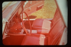 63 Corvette restored interior