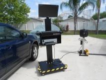 portable platform for system